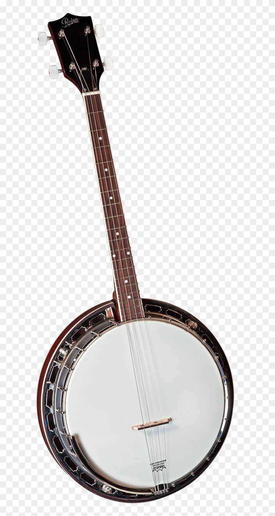 Pinclipart . Banjo clipart transparent
