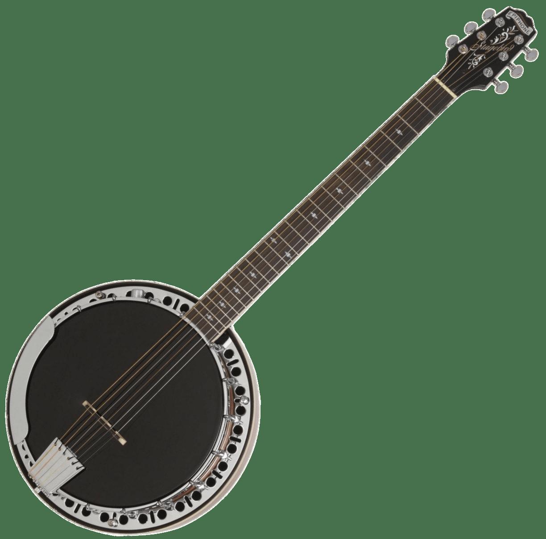 Banjo png stickpng. Instruments clipart transparent background