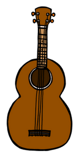 Musical instruments pinterest. Banjo clipart ukulele
