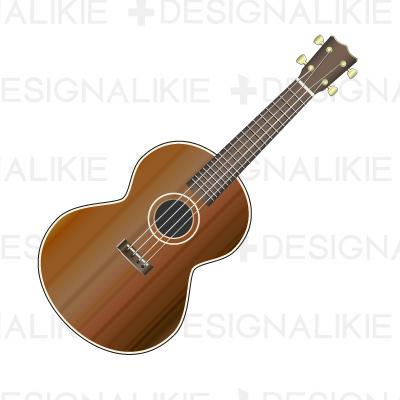 Banjo clipart ukulele. Panda free images ukuleleclipart