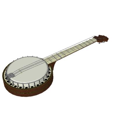 Banjo clipart vector. Image of bluegrass clip