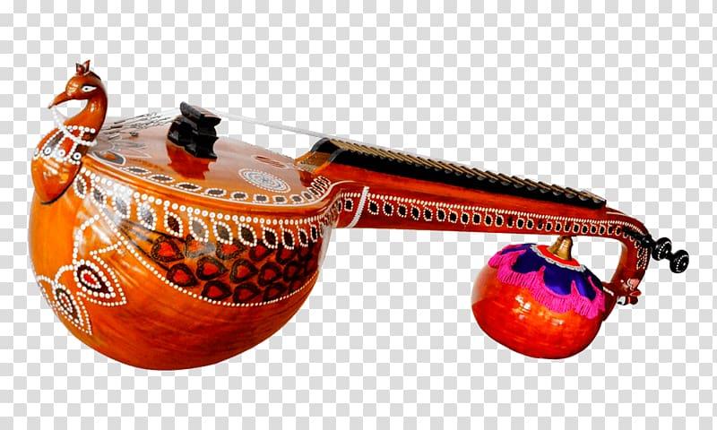Rudra saraswati musical instruments. Banjo clipart veena