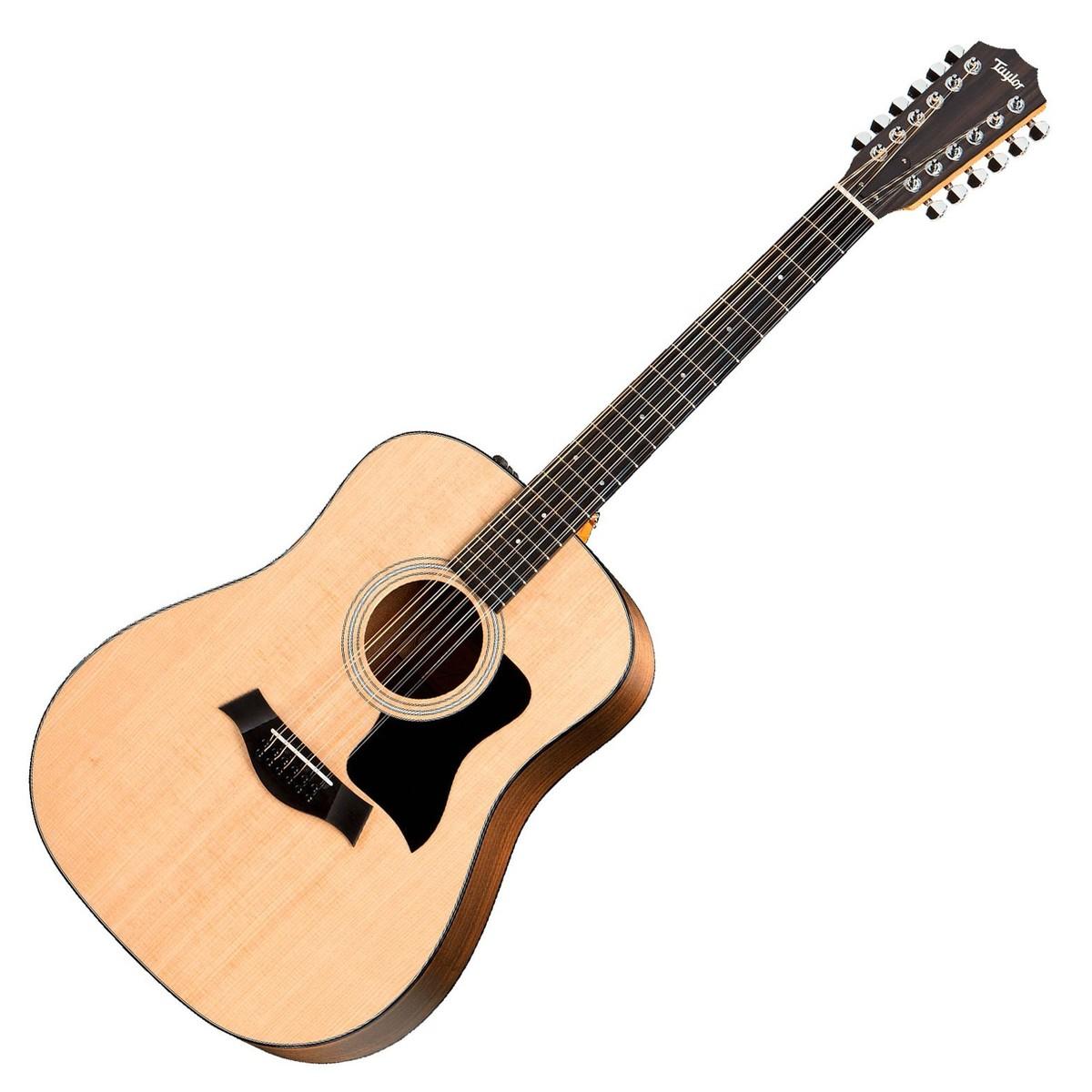 Taylor e string dreadnought. Banjo clipart western guitar
