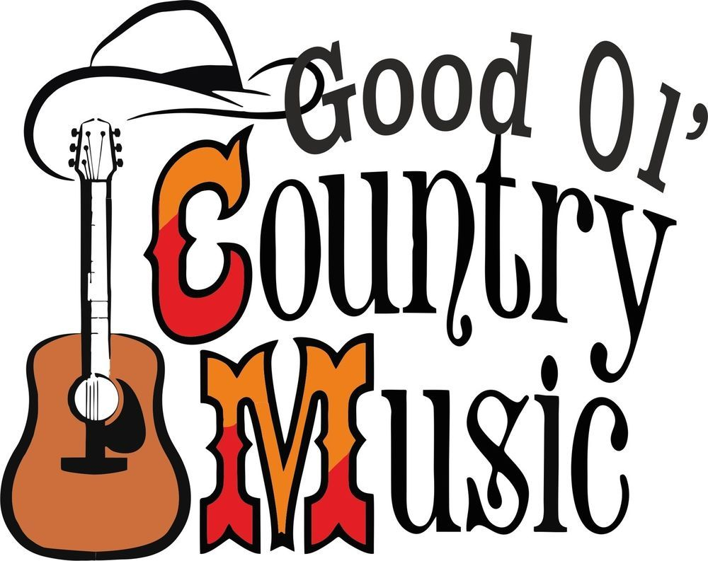 Country clipart western music. Mens t shirts tops