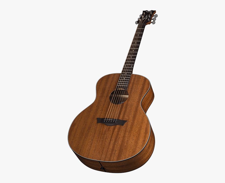 Acoustic transparent . Banjo clipart western guitar