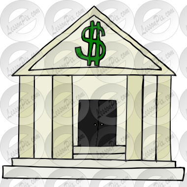 Picture for classroom therapy. Bank clipart