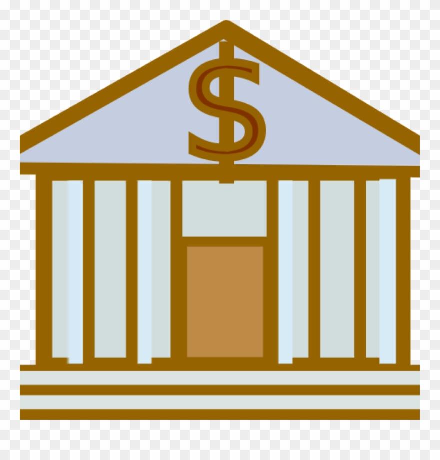 Bank clipart. Free clip art cliparts