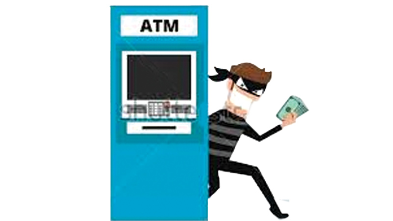 Bank clipart atm clipart. Rs m robbed from