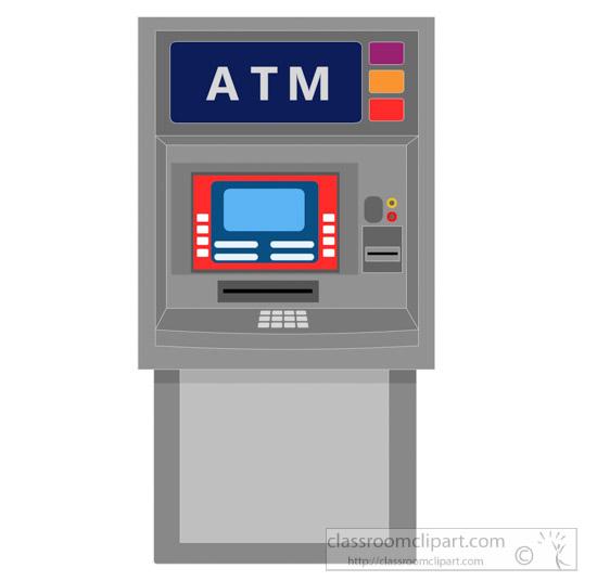 Money jpg clipartix . Bank clipart atm clipart