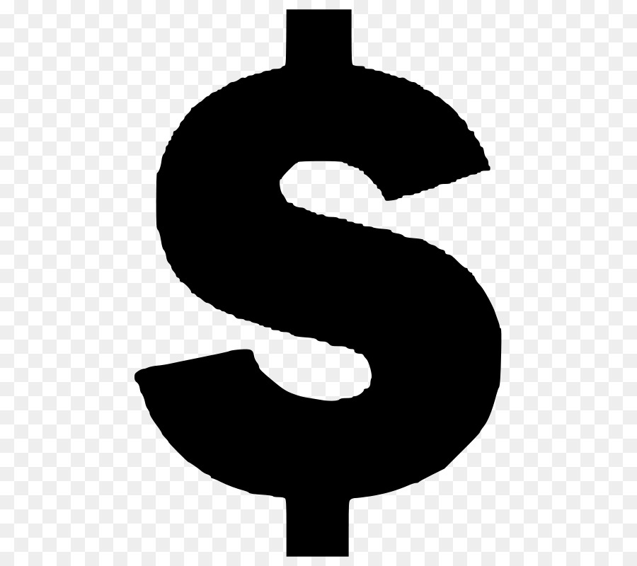Currency symbol dollar money. Bank clipart bank sign