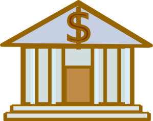 Bank clipart bank sign. Free cliparts building download