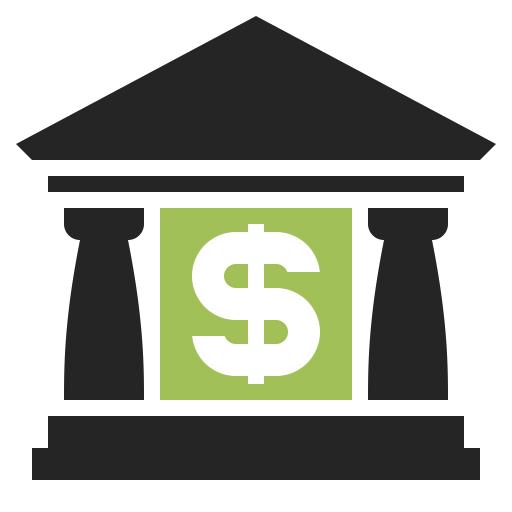 Bank bank sign
