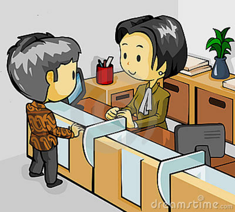 Free picture of download. Bank clipart bank teller