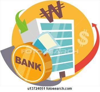 Finance panda free images. Bank clipart banking