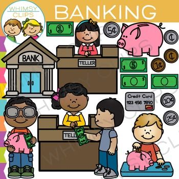 best bugs images. Bank clipart banking