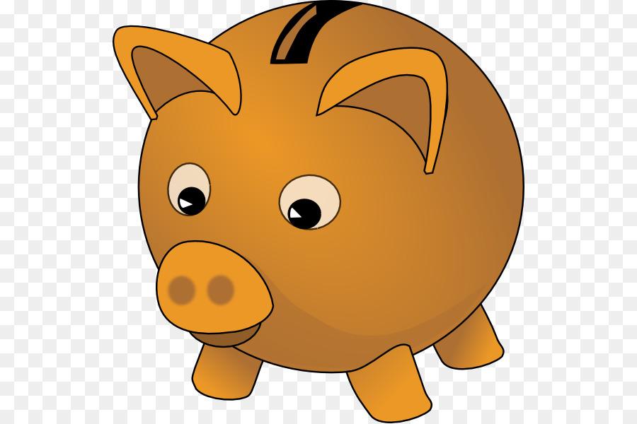 Bank clipart banking. Piggy coin clip art