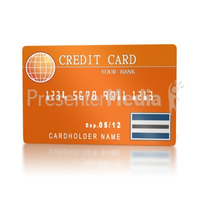 Credit card business and. Bank clipart banking