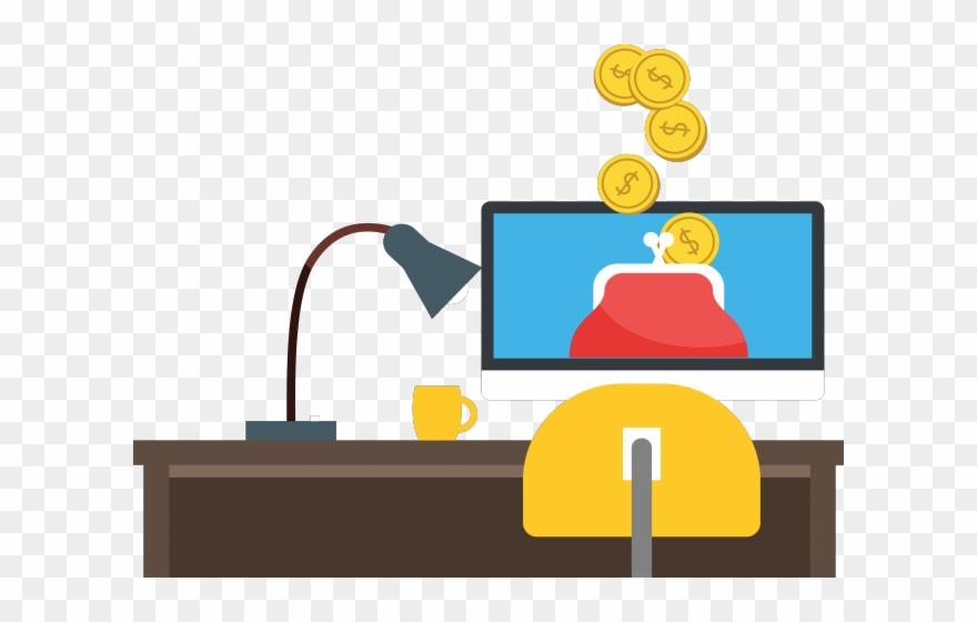 Online financial finance . Bank clipart banking