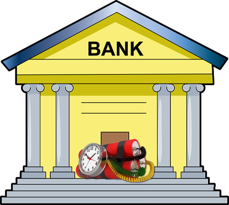 Bank clipart banking industry. The world tick people