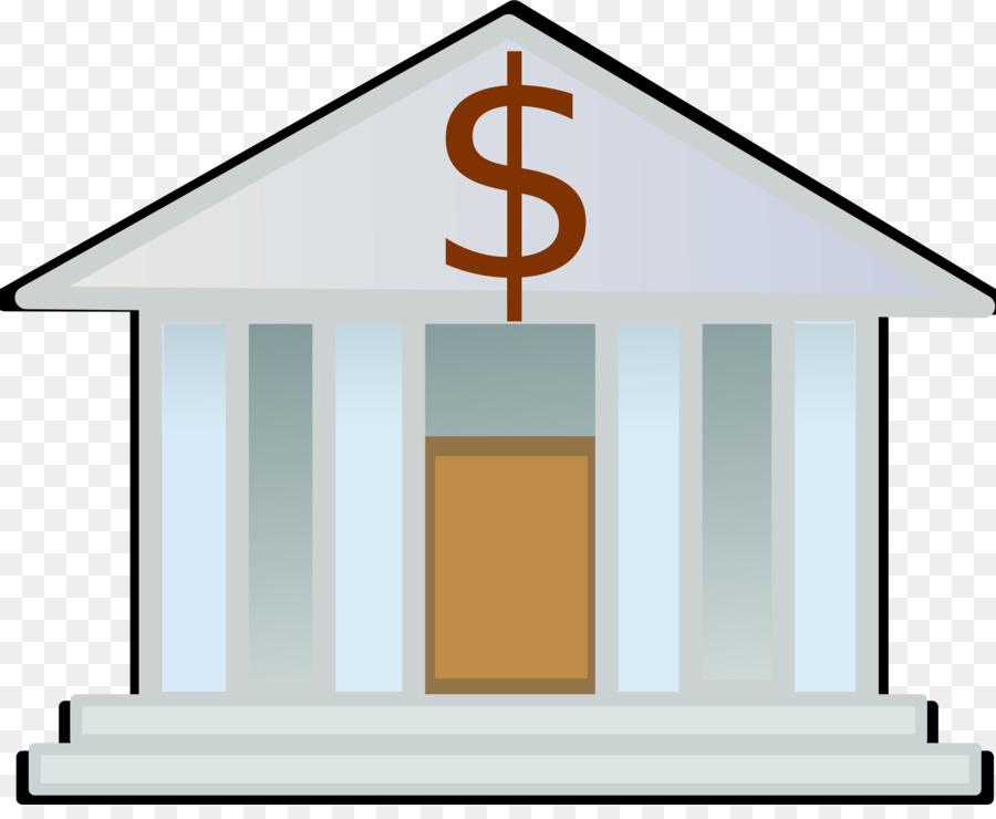 Money home transparent clip. Bank clipart cartoon