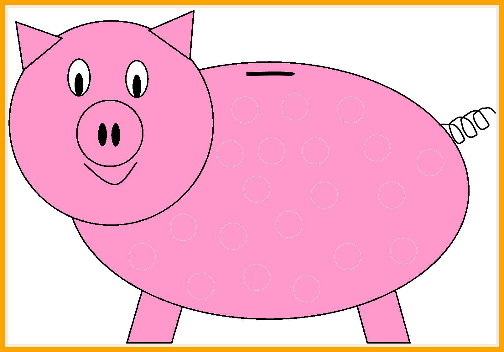 Amazing piggy wikiclipart of. Bank clipart cute