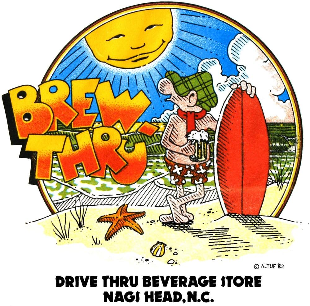 Bank clipart drive thru. Brew beer wine spirits