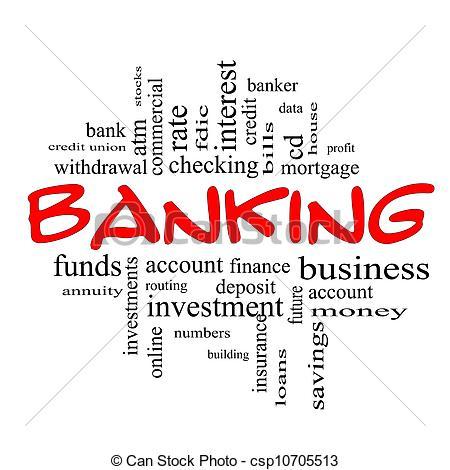 Banking clip art free. Banker clipart bank