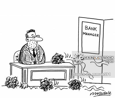 Cartoons and comics funny. Bank clipart financial institution