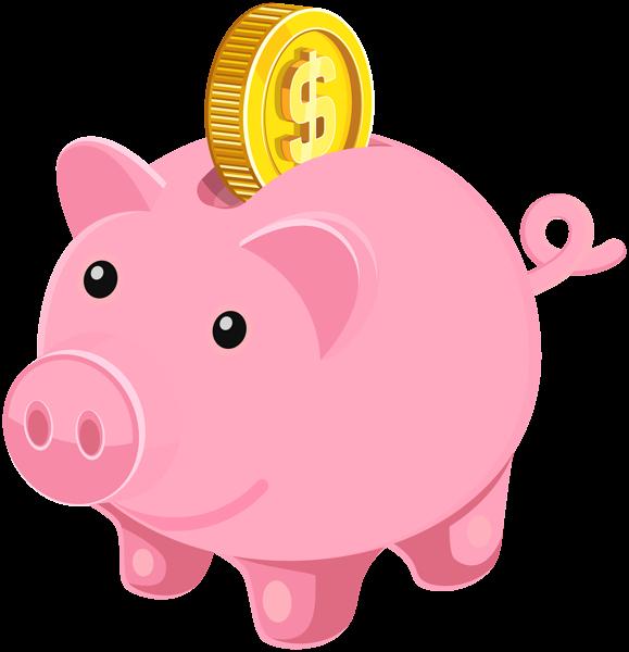 Resultado de imagen para money pig cartoon