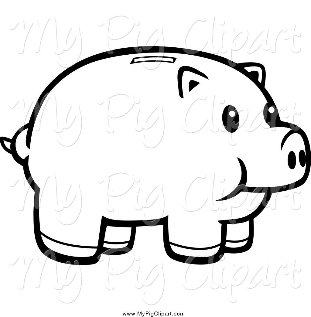 Bank clipart pig. This piggy stock panda