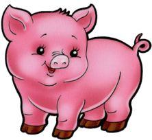 Bank clipart pig. Glbcksschwein mit glbcksklee png