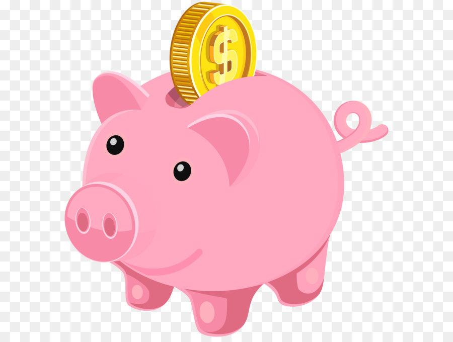 Piggy coin clip art. Bank clipart pig