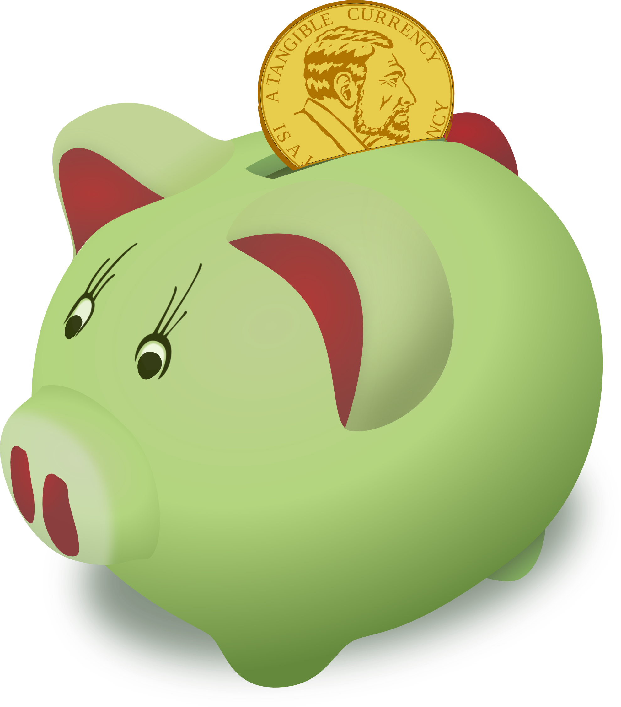 Clip art . Bank clipart savings bank
