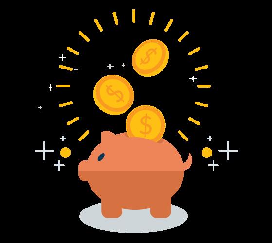 Select account bac community. Bank clipart savings bank