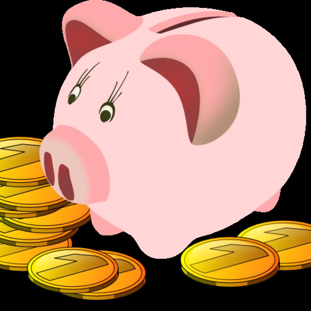 Fundraiser clipart school money. Piggy bank bat hatenylo