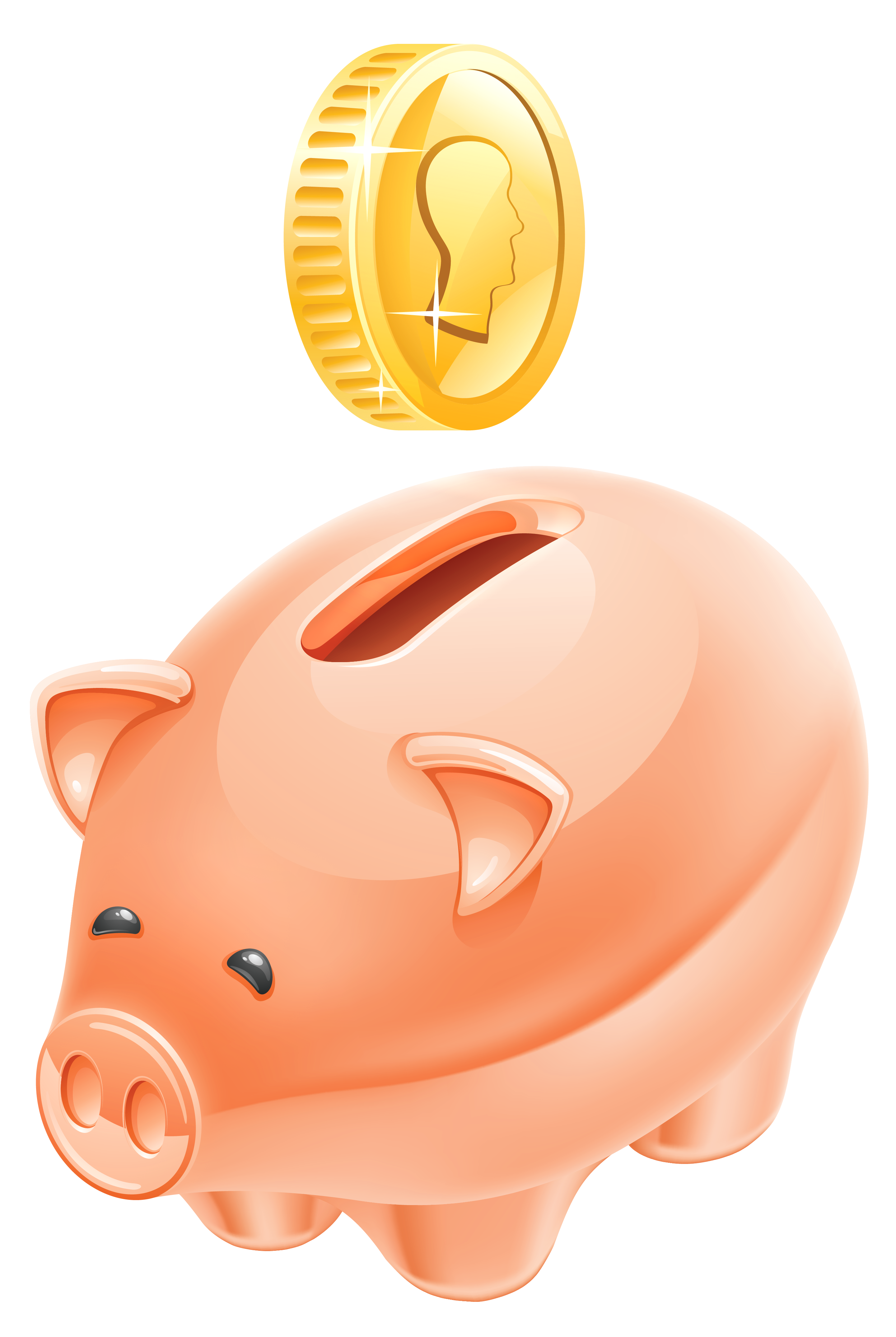 Piggy png picture gallery. Clipart pig bank