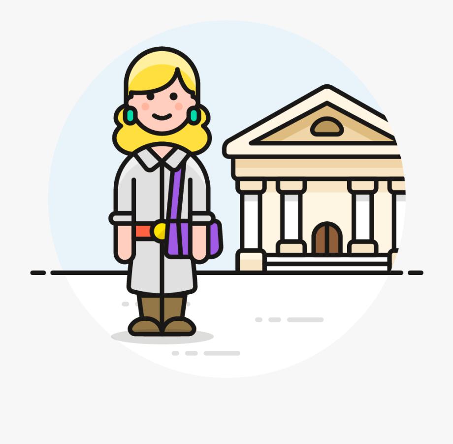 Banker clipart. Bank worker cartoon free