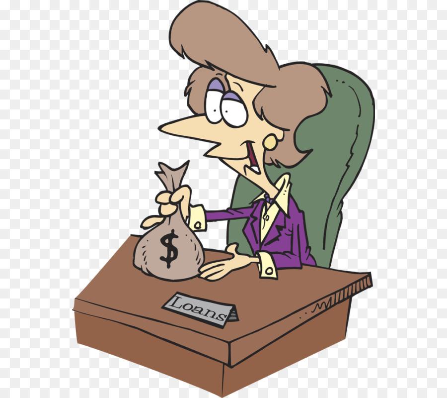 Cartoon money bank hand. Banker clipart