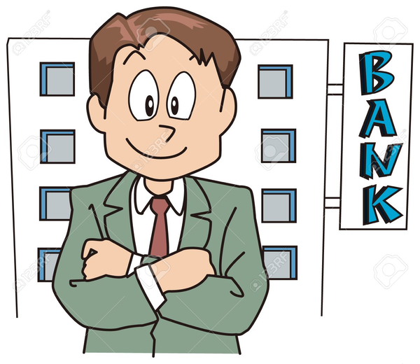 Banker clipart. Free images at clker