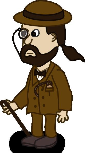 Banker clipart clip art. Comic characters