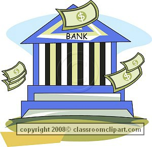 Clip art free images. Bank clipart kid