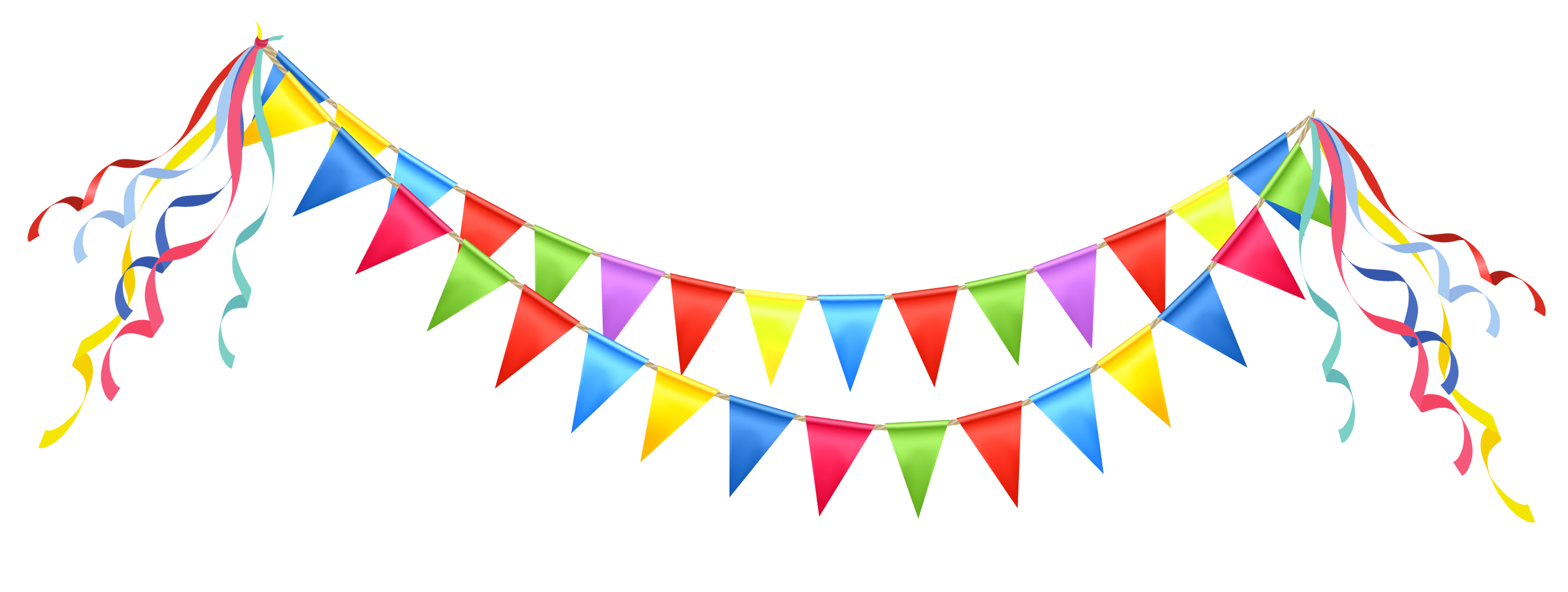 Clipart cupcake banner. Birthday party celebration jokingart