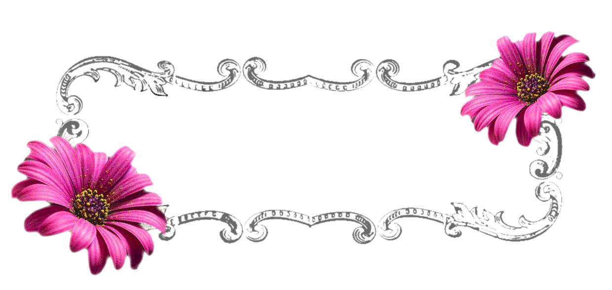 Floral by life as. Flower banner png