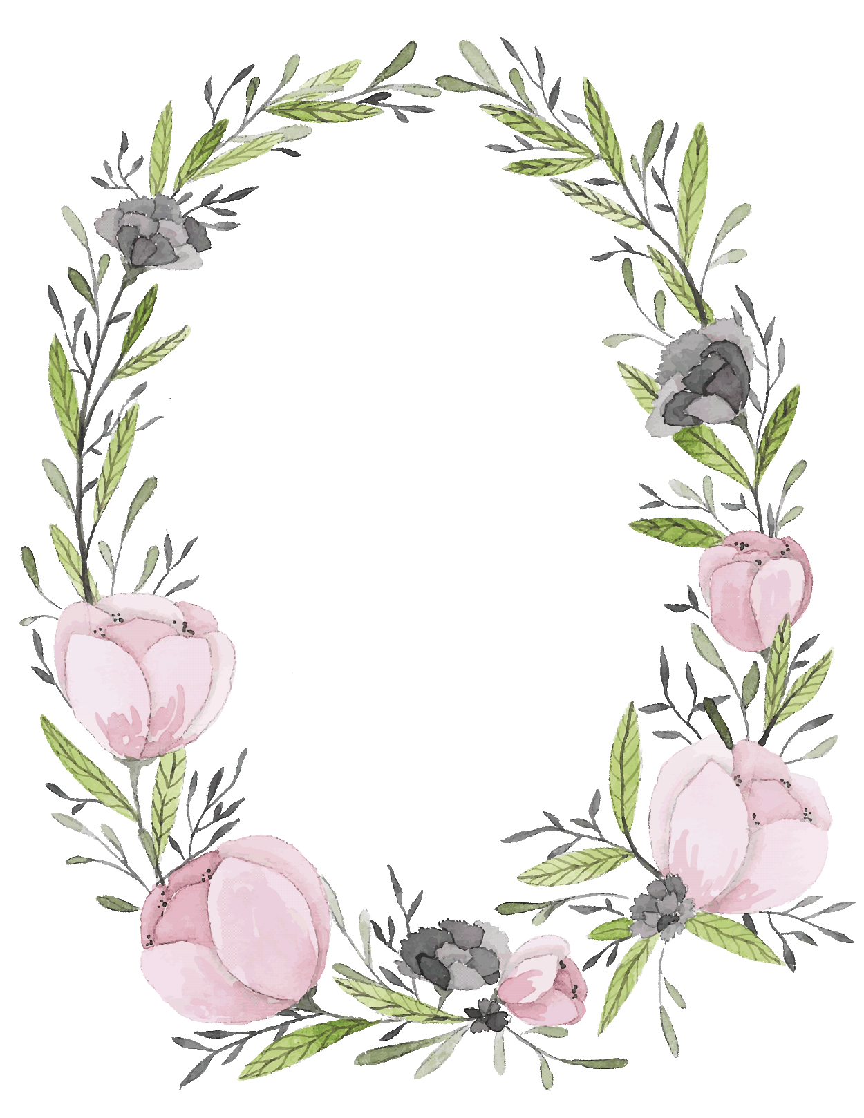 Im genes para invitaciones. Banner clip art flower