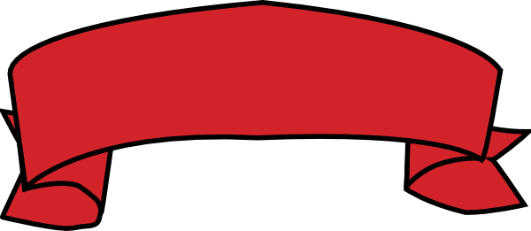Red clipart panda free. Banner clip art vector