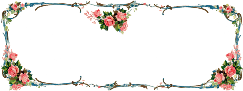 freebie images matching. Banner clip art victorian