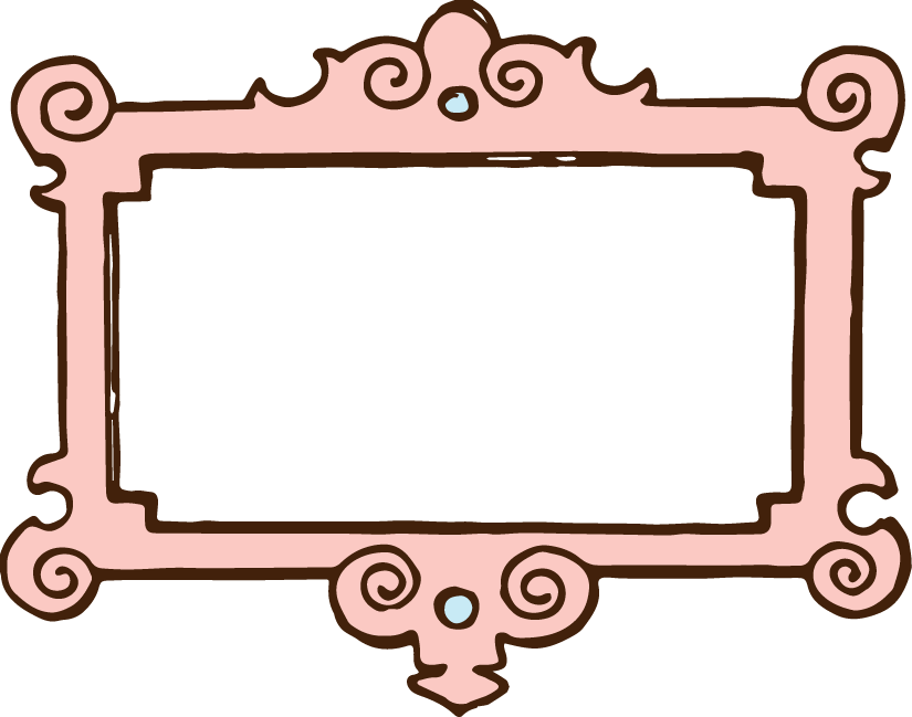 Free clip art vintage. Cute border png
