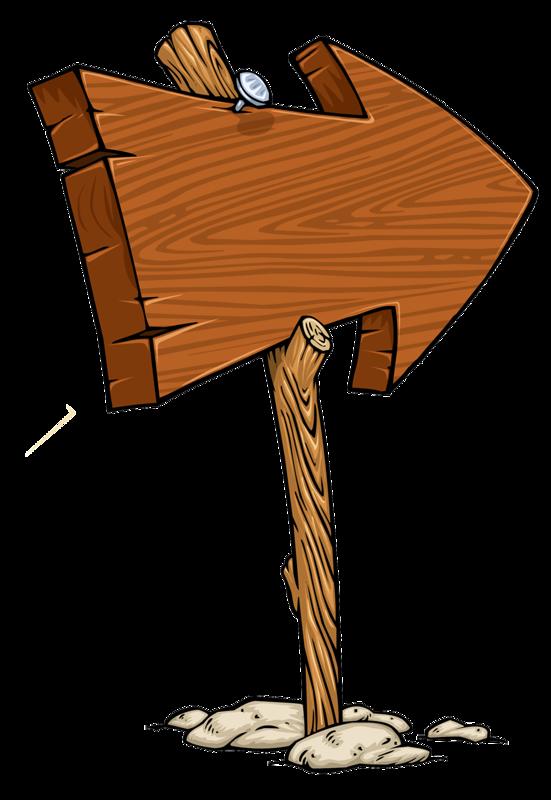 Woodland clipart arrow.  cd bb png