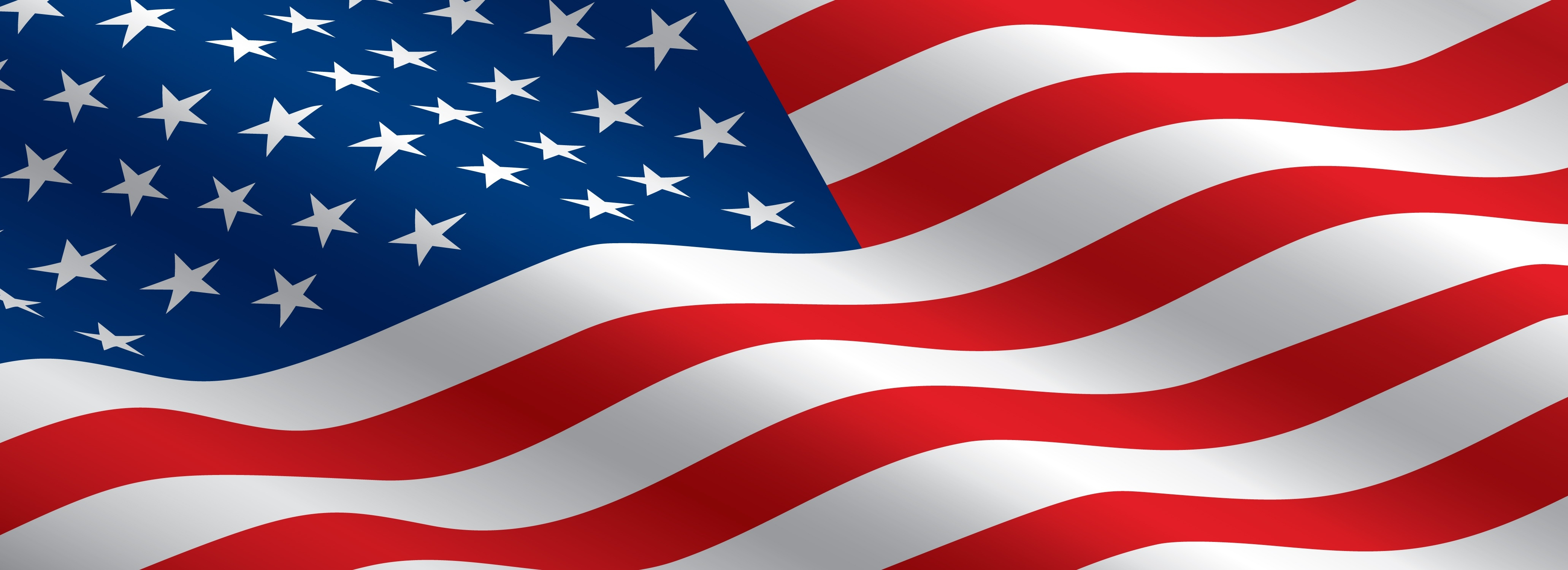 Best business template us. Banners clipart american flag