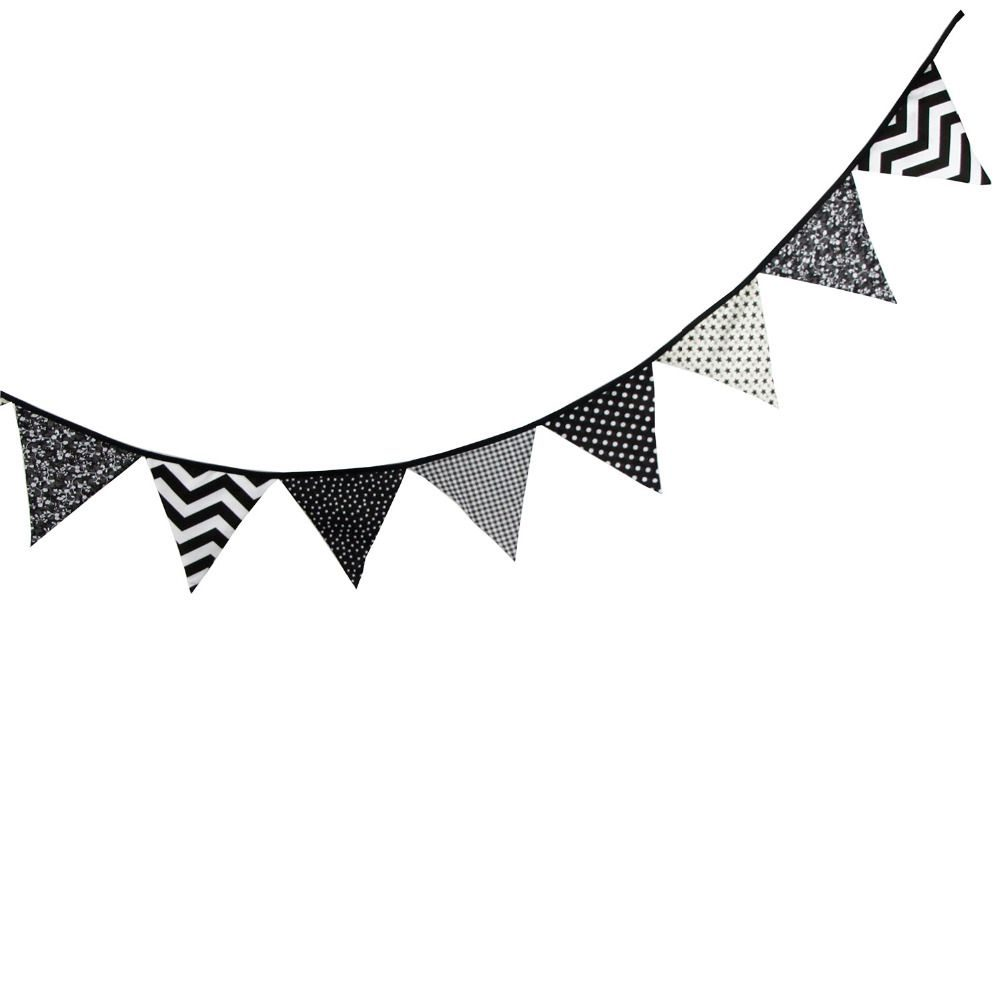Flag cyberuse new flags. Banner clipart black and white